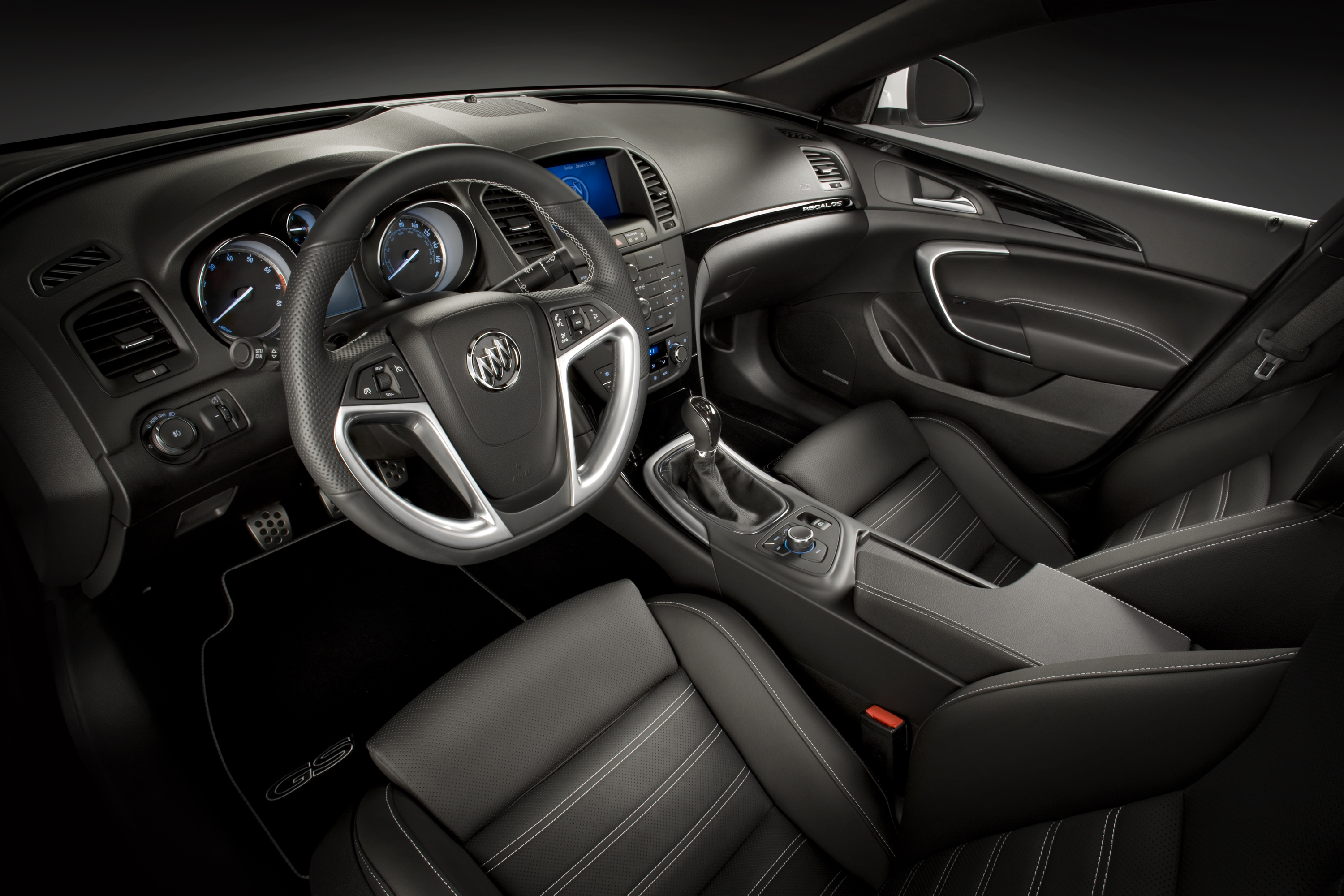 Buick Regal Gs Interior. Buick Regal GS Concept